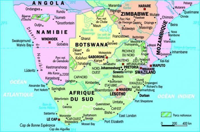botswana-carte-afrique